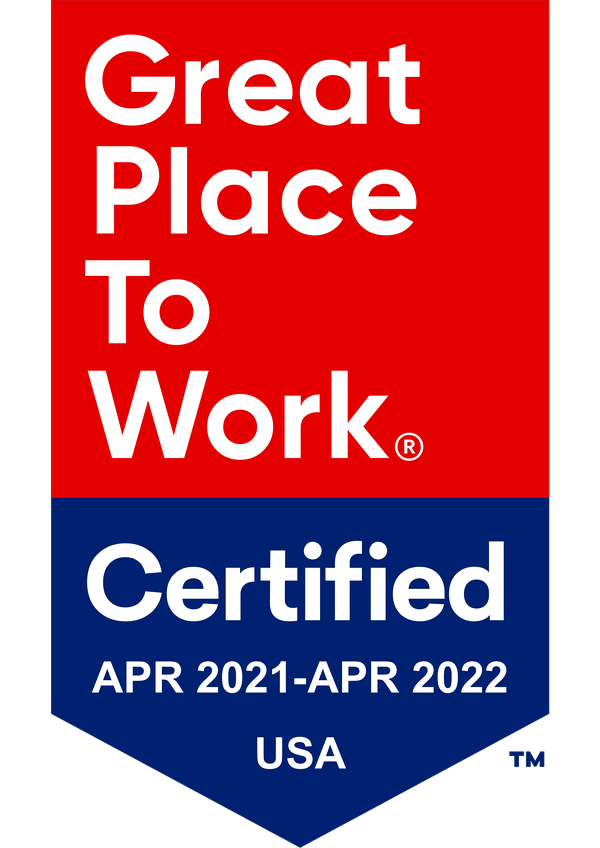 Great Places to Work Certification